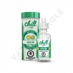 Chill 60ml 3mg Green Lime