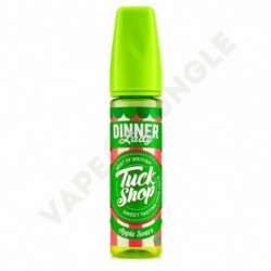 Dinner Lady Tuck Shop 60ml 3mg Apple Sours