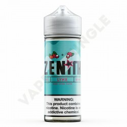 Zenith 120ml 3mg Lynx