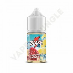 Blaze On Ice Salt STRONG 30ml 20mg Pomegranate Lemonade