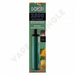 HQD MAXX 2500 Pineapple Mango Peach (Ананас манго-персик)