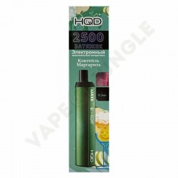 HQD MAXX 2500 Sour Apple Margarita (Коктейль Маргарита)