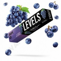 LEVELS 900 Grape Ice (Виноград со льдом)