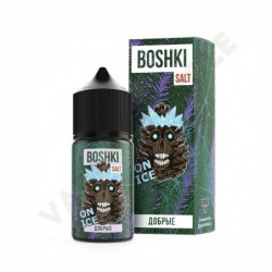 Boshki Salt 30ml 20mg Добрые On Ice