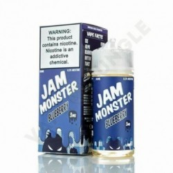 Jam Monster 100ml 3mg Blueberry