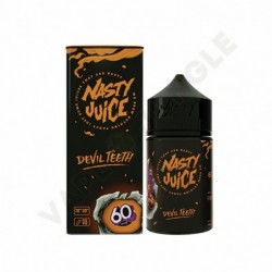 Nasty Juice 60ml 3mg Devil Teeth