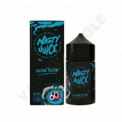Nasty Juice 60ml 3mg Slow Blow