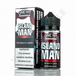 One Hit Wonder 100ml 3mg Island Man