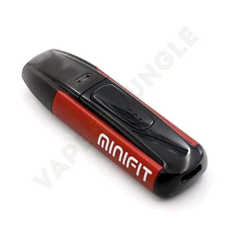 JUSTFOG MINIFIT Starter 370mAh Kit FOG-001R Красный