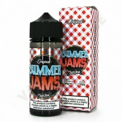 Summer Jams 120ml 3mg Original