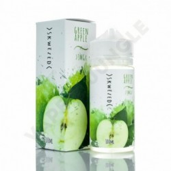 SKWEZED 100ml 3mg Green Apple
